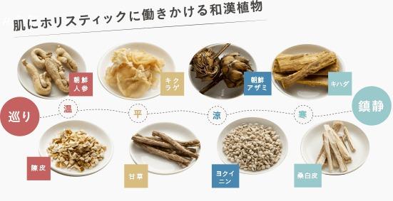 hanaオーガニック和漢植物