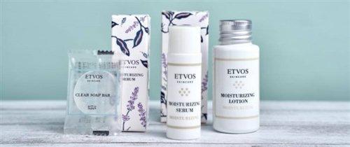 ETVOSからスキンケア3種
