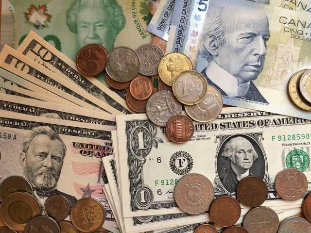 海外の通貨